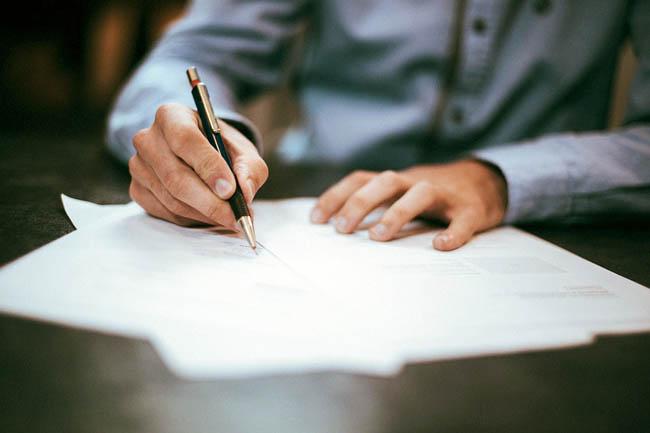 testamento come funziona e tipologia