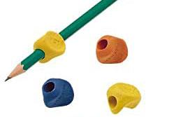 esempi impugnature ergonomiche per matita
